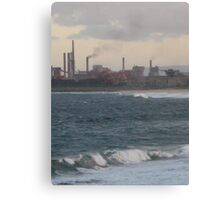 furnace Canvas Print