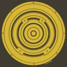 Mandala 37 Bass Yellow Fever by sekodesigns