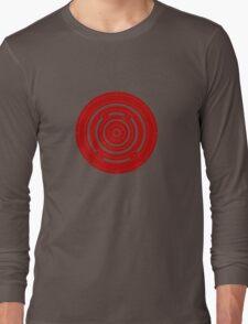 Mandala 37 Bass Colour Me Red Long Sleeve T-Shirt