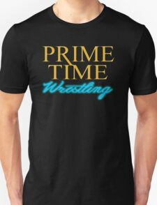 Prime Time Wrestling T-Shirt