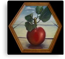 Kirschapfel -Cherryaple Canvas Print