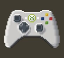 8Bit Xbox Controller by Awful-Things