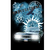 Supernatural theme 2 Photographic Print