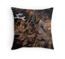 Forest Find Throw Pillow
