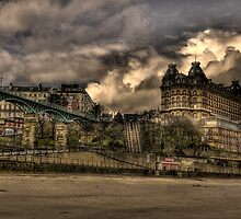 The Grand Hotel by Dave Warren