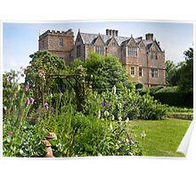 Chastleton House & Garden Poster