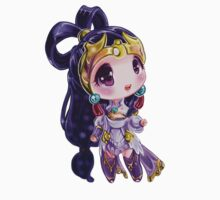Lunar Chibi Goddess Diana by Pixel-League