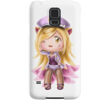 Popstar Ahri - what does the fox say? Samsung Galaxy Case/Skin