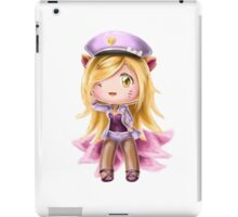 Popstar Ahri - what does the fox say? iPad Case/Skin