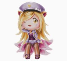 Popstar Ahri - what does the fox say? Kids Clothes
