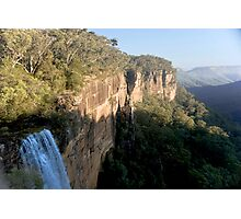 Fitzroy Falls at the Top Photographic Print