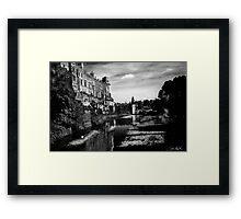 Warwick Castle England Framed Print