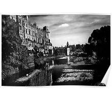 Warwick Castle England Poster
