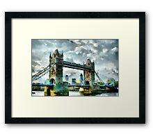 Tower Bridge, London - all products Framed Print