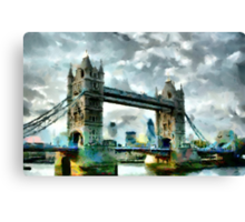 Tower Bridge, London - all products Canvas Print