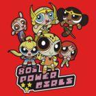 80s Power Girls by TopNotchy