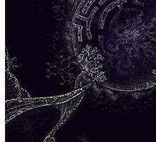 Dark matter by Emilie Desaunay