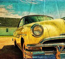 Vintage Pontiac by Paola Jofre