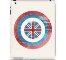 Cap UK iPad Case/Skin