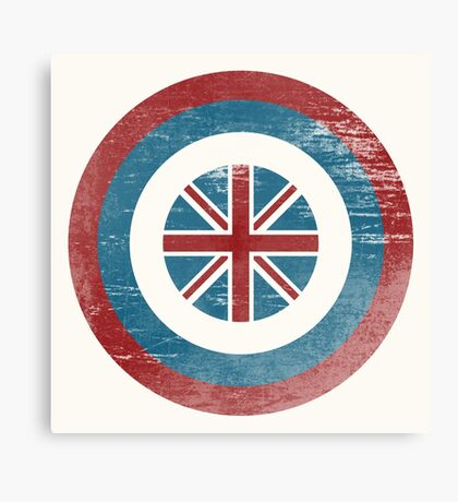 Cap UK Canvas Print