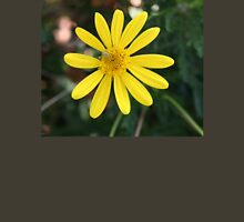 Yellow Daisy with green Bug Unisex T-Shirt