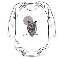 owl 1 One Piece - Long Sleeve