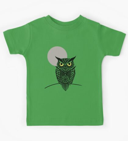 owl 1 Kids Tee
