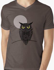 owl 1 Mens V-Neck T-Shirt