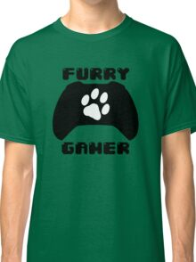 Furry Gamer - Xbox One Classic T-Shirt