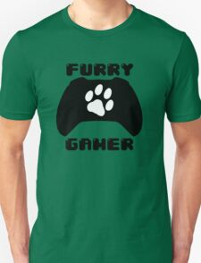 Furry Gamer - Xbox One T-Shirt