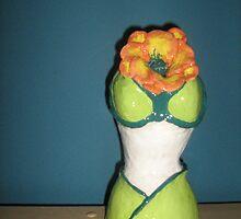 Flowergirl by jaycee