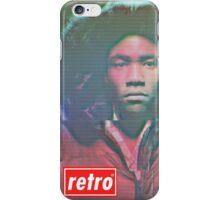 Childish Gambino - Retro iPhone Case/Skin