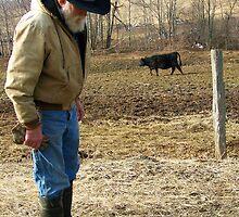 Mild Mannered Farmer by RLHall