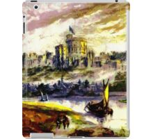 Windsor Castle, Berkshire iPad Case/Skin