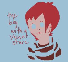 'The Boy with the Vacant Stare' T-Shirt