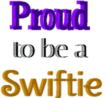 Proud To Be A Swiftie by SEA123