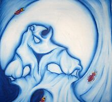 Skulls and Bugs by Timmy Pottle