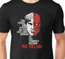 Harvey Dent - Two face Unisex T-Shirt