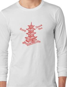 Chinese Food Take Out Long Sleeve T-Shirt