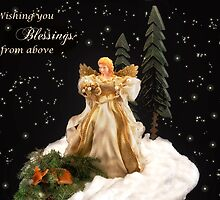 Blessings From Above by Kathy Weaver