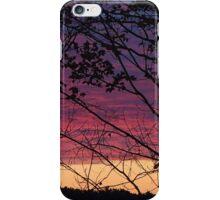 Blanket Over the Sky iPhone Case/Skin