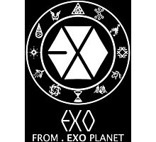 EXO from EXO Planet Photographic Print