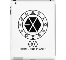 EXO from EXO Planet 2 iPad Case/Skin