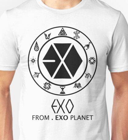 EXO from EXO Planet 2 Unisex T-Shirt