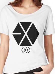 Exo Logo 2 Women's Relaxed Fit T-Shirt