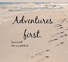 Adventures First Alice Wonderland by Kimberose
