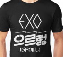 EXO Growl logo Unisex T-Shirt
