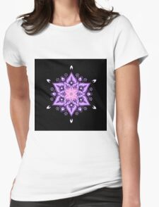 illusion Womens Fitted T-Shirt