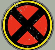 X-Men Logo by Sangui