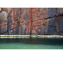 Python Pool, Millstream Chichester National Park Photographic Print